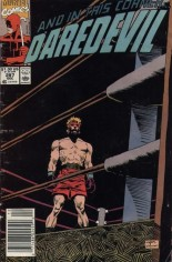 Daredevil (1964-1998) #287 Variant A: Newsstand Edition