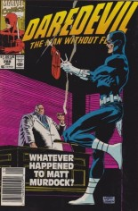Daredevil (1964-1998) #288 Variant A: Newsstand Edition
