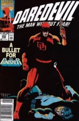 Daredevil (1964-1998) #293 Variant A: Newsstand Edition