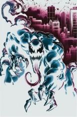 Venom (2017-2018) #1 Variant Q: Scorpion Comics Exclusive Negative Virgin Variant Cover