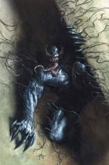 Venom (2017-2018) #2 Variant E: Frankie's Comics/Sad Lemon Comics/Superheroes Exclusive Virgin Variant Cover