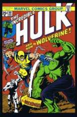 Incredible Hulk (1968-1999) #181 Variant F: Mini-Comic Reprint Packaged w/ Hulk vs. Wolverine DVD