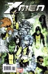 New X-Men (2006-2008) #43