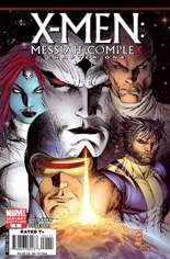 X-Men: Messiah CompleX (2007) #One-Shot Variant B: Variant Edition