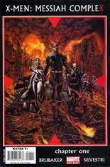 X-Men: Messiah CompleX (2007) #One-Shot Variant A
