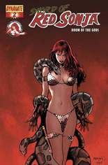 Sword of Red Sonja: Doom of the Gods #2 Variant A