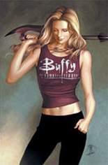 Buffy the Vampire Slayer (2007-2011) #1 Variant H: 5th Printing; Virgin Cover
