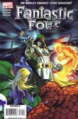 Fantastic Four (1998-2011) #551 Variant A