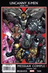 Uncanny X-Men (1963-2011) #492 Variant B: Direct Edition
