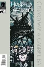 Umbrella Academy: Apocalypse Suite (2007-2008) #1 Variant B