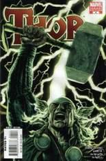 Thor (2007-2011) #4 Variant B