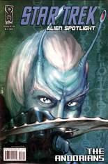 Star Trek: Alien Spotlight - Andorians #1 Variant B