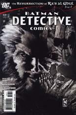 Detective Comics (1937-2011, 2016-Present) #838 Variant A