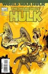 Incredible Hulk (2000-2008) #111 Variant A