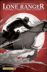 Lone Ranger (2006-2011) #4 Variant D: 2nd Printing