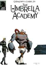 Umbrella Academy: Apocalypse Suite (2007-2008) #1 Variant D: RRP Variant; Limited to 1000