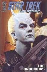 Star Trek: Alien Spotlight - Andorians #1 Variant C
