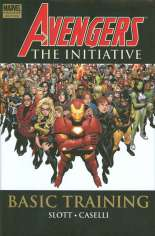 Avengers: The Initiative (2007-2010) #HC Vol 1