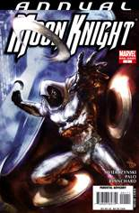 Moon Knight (2006-2009) #Annual 1