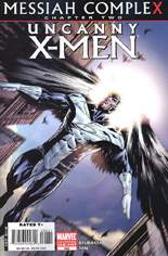 Uncanny X-Men (1963-2011) #492 Variant D: 2nd Printing