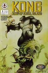 Kong: King of Skull Island (2007-2008) #1 Variant A