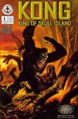 Kong: King of Skull Island (2007-2008) #1 Variant B
