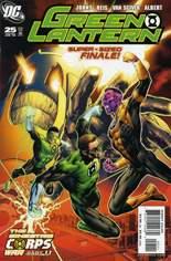 Green Lantern (2005-2011) #25 Variant A