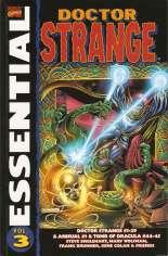 Essential Doctor Strange #TP Vol 3