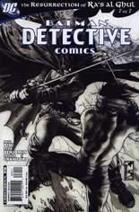 Detective Comics (1937-2011, 2016-Present) #839 Variant A