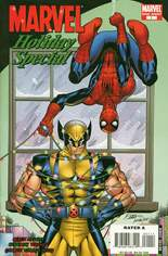 Marvel Holiday Special (1991-Present) #2007: Christmas 2007