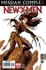 New X-Men (2006-2008) #45 Variant B: Variant Cover
