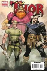 Thor (2007-2011) #4 Variant C: 2nd Printing