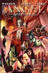 Angel: After the Fall (2007-2011) #2 Variant B