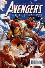 Avengers: The Initiative (2007-2010) #8