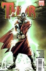 Thor (2007-2011) #5 Variant B