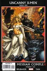 Uncanny X-Men (1963-2011) #494 Variant B: Direct Edition
