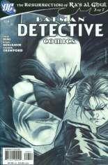 Detective Comics (1937-2011, 2016-Present) #838 Variant B: 2nd Printing