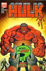 Hulk (2008-2012) #1 Variant D: 1:50 Variant