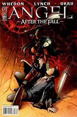 Angel: After the Fall (2007-2011) #3 Variant A