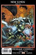 New X-Men (2006-2008) #46 Variant A