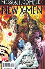 New X-Men (2006-2008) #46 Variant B: Variant Cover