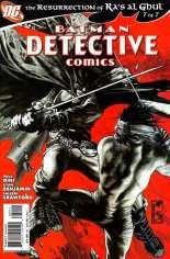 Detective Comics (1937-2011, 2016-Present) #839 Variant B: 2nd Printing