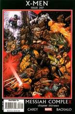 X-Men (1991-2001, 2004-2008) #207 Variant B: Direct Edition