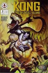 Kong: King of Skull Island (2007-2008) #2 Variant A