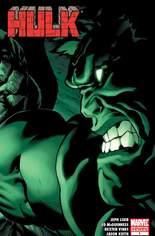 Hulk (2008-2012) #1 Variant G: 2nd Printing