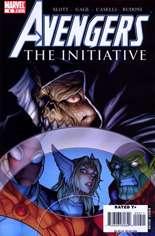 Avengers: The Initiative (2007-2010) #9