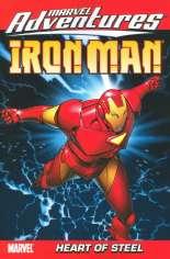 Marvel Adventures: Iron Man (2007-2008) #TP Vol 1: Digest