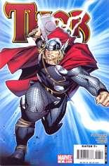 Thor (2007-2011) #6 Variant A