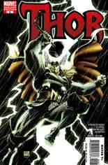 Thor (2007-2011) #6 Variant B