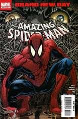 Amazing Spider-Man (1999-2014) #553